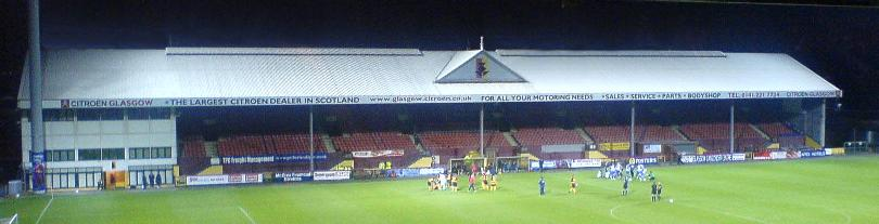 the main stand photo by Dave J